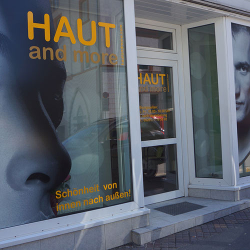 HAUT and more: Standort Hof