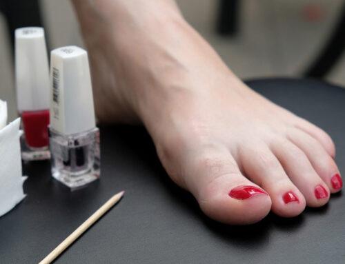 Fußpflege